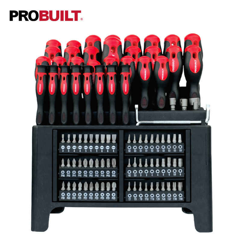 100PC Screwdriver Bit Set